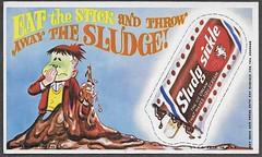 Wacky Ads No.28 ( Topps 1969 )