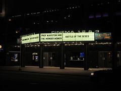 Blade Runner 2049 Theater Marquee 2017 NYC 2341