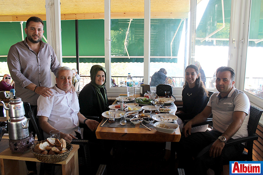 Alanya Huzur Evi sakinleri Kurşunlu Seyir Restoran'da kahvaltı ettiler-2