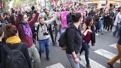 Paris--Protest--10-10-2017-No 2