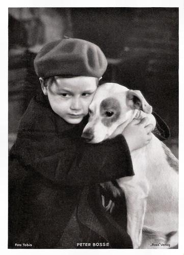 Peter Bosse in Das Gäßchen zum Paradies (1936)