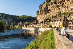 Dordogne La Roque-Gageac et Domme 5 Octobre 2017