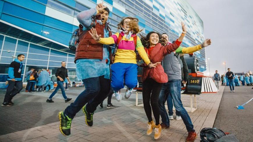 Фестиваль молодежи и студентов в Сочи возглавил рейтинг лучших осенних культурных событий России