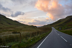 A470 Early Evening