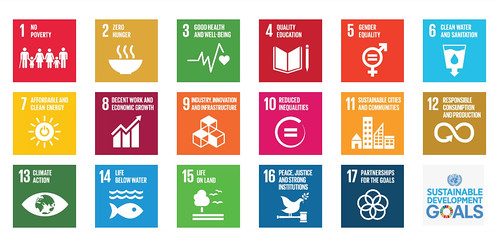 UN Sustainable Development Goals. #StudyAbroadBecause A Globally Minded World is a Peaceful World. From the Travel Blogger Summit on Study Abroad and Global Citizenship