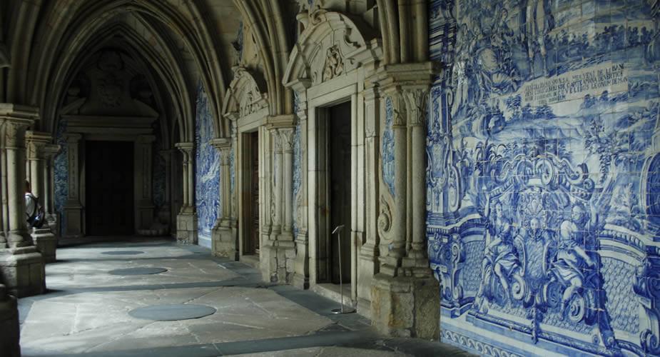 Uitzichtpunten in Porto: Sé do Porto | Mooistestedentrips.nl