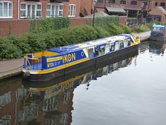 BCN Mainline - IKON narrowboat