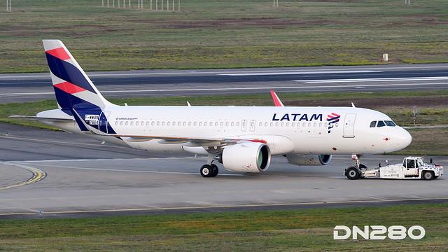 Latam A320-271N msn 7864