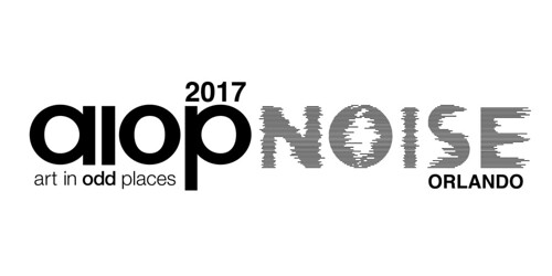 Art in Odd Places 2017: NOISE/ORLANDO