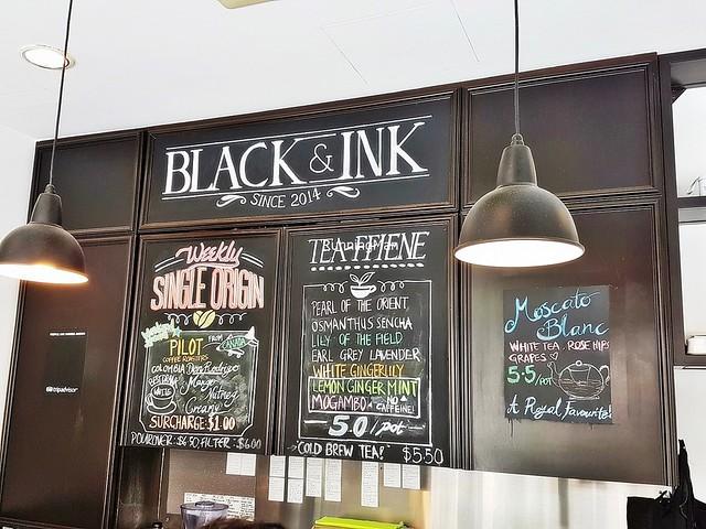 Black & Ink Signage