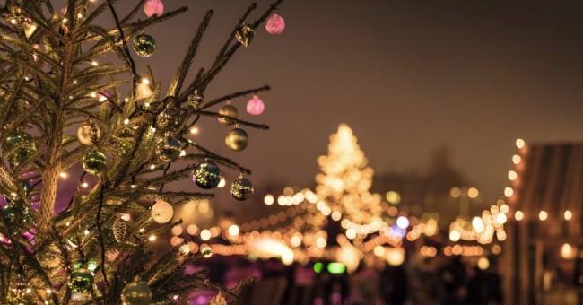 Vánoční trhy ve Švýcarsku