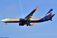 Aeroflot B737-8LJ VQ-BVP SVO 2015-12-11 #spotting #споттинг #самолет #plane #planes #aviation #avia #самолеты #boeing #aeroflot #аэрофлот #spotting_su