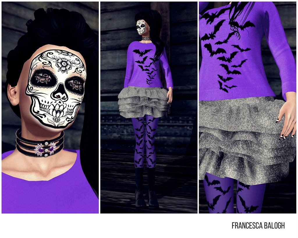 Spooky Batgirl