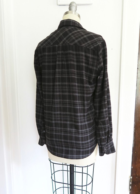 Plaid Cotton Flannel Archer