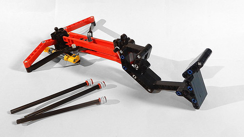 Lego Technic Crossbow (MOC - 4K)
