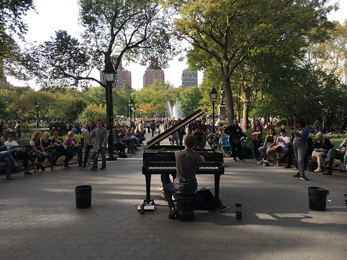 Washington Square Park (Greenwich Village)