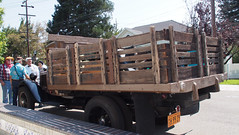 1934 Ford Stake Bed Truck 3