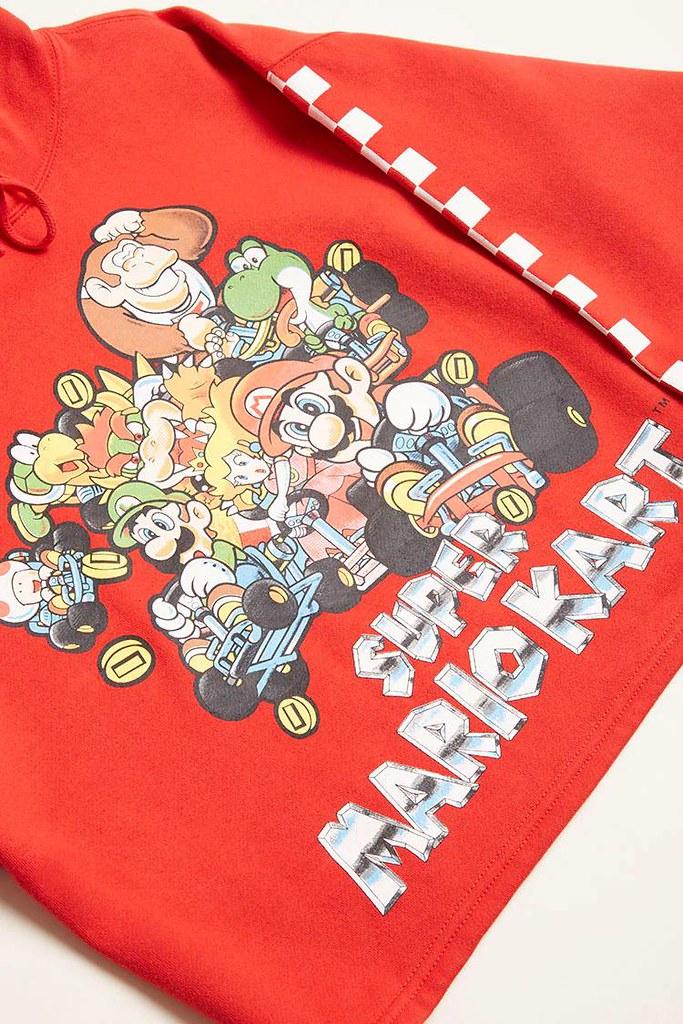 結合大膽用色與經典元素的俏皮設計!!Forever 21 x 超級任天堂 聯名服飾系列!!Super Nintendo Entertainment System x Forever 21 懷舊登場!!
