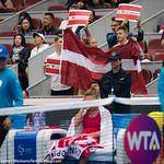 Ostapenko Fans