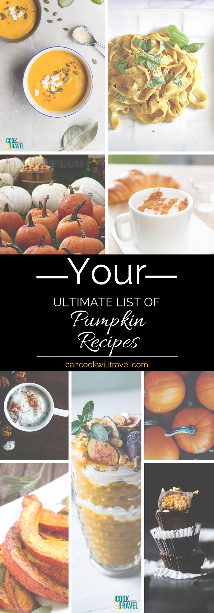 Ultimate Pumpkin Recipes