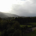 Light and Dark, View from Pontcysyllte Aqueduct, Chirk, Clwyd, North Wales