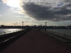On Deal pier