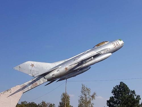 941 MiG-19 Omurtag 22-10-17
