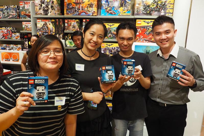Bricksworld LEGO Certified Store AFOL Night
