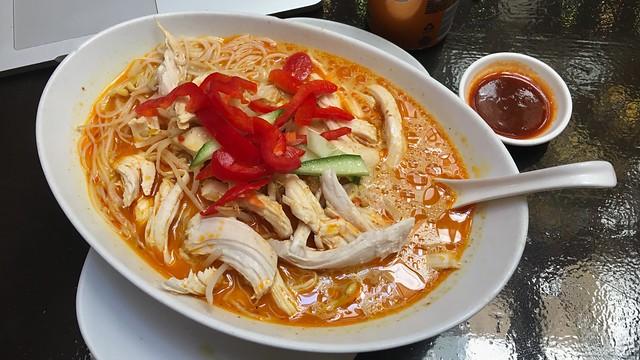 Chicken Laksa