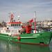 Tonjin support ship