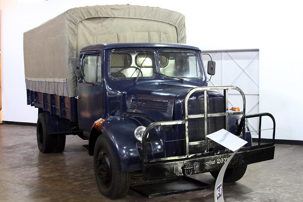 Tata - Mercedes-Benz - 312