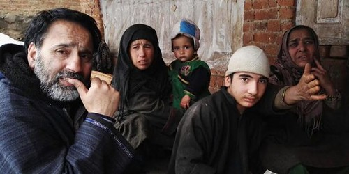 Waza Visits Victim Family In Islamabad District