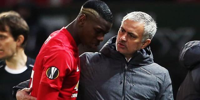 Jose Mourinho Tidak Mengetahui Kapan Paul Pogba Bisa Tampil Kembali