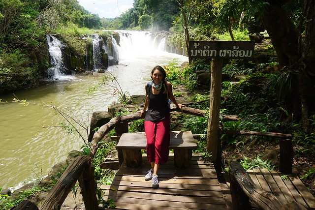 Phasuam Waterfall - Laos