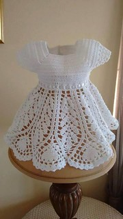 💋💗💗 like and beautiful this model of crochet dress for baby model lovely and delicate look step by step. I loved