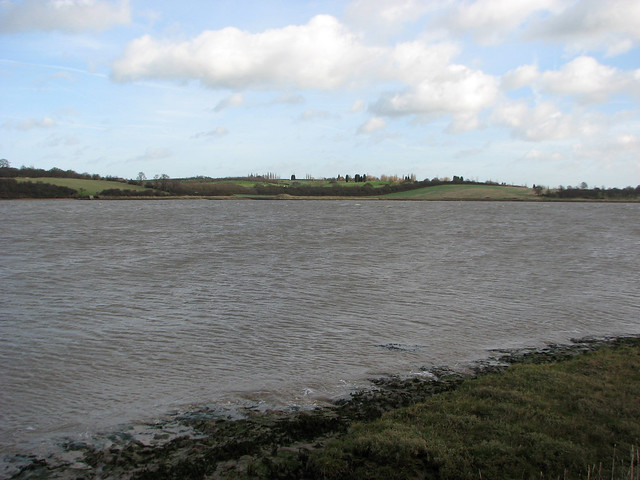 The River Crouch near Canewdon