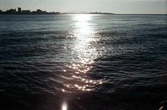 淡水夏季日落