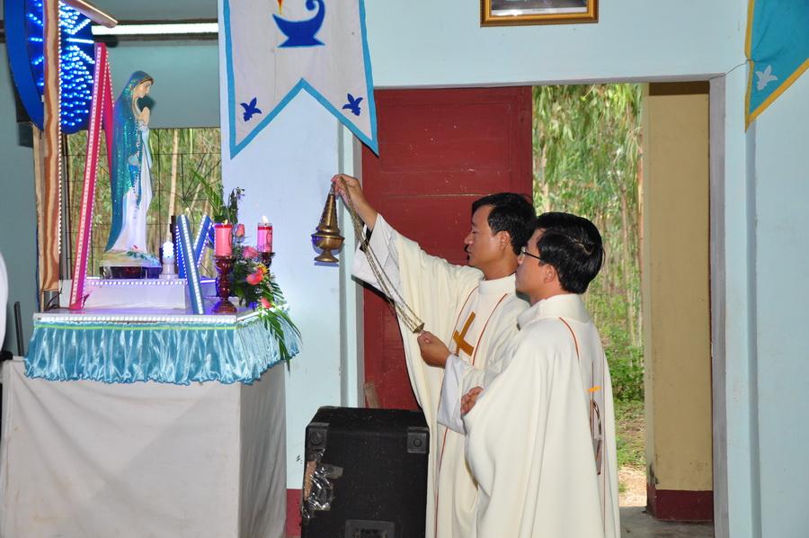 Thánh lễ bổn mạng Giáo xứ Đại An