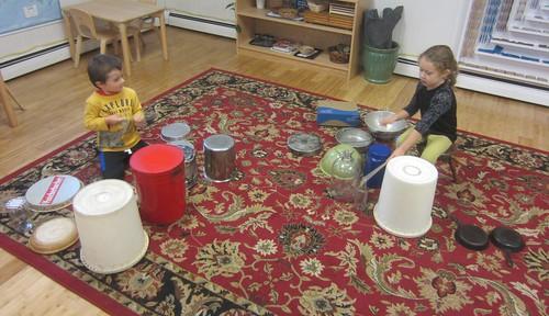 drummers drumming