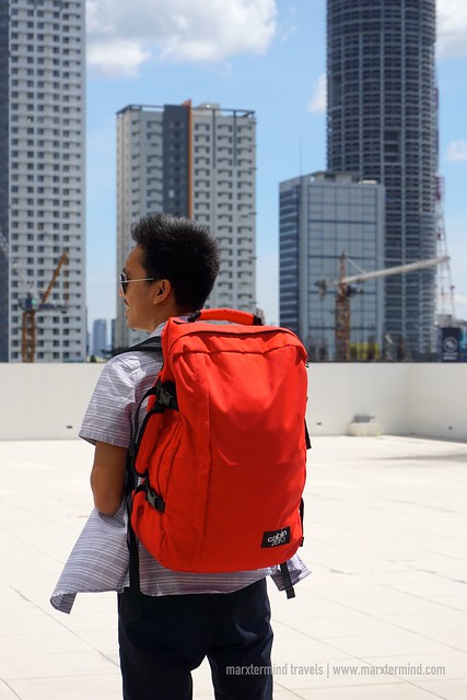 CabinZero, my New Favorite Travel Backpack