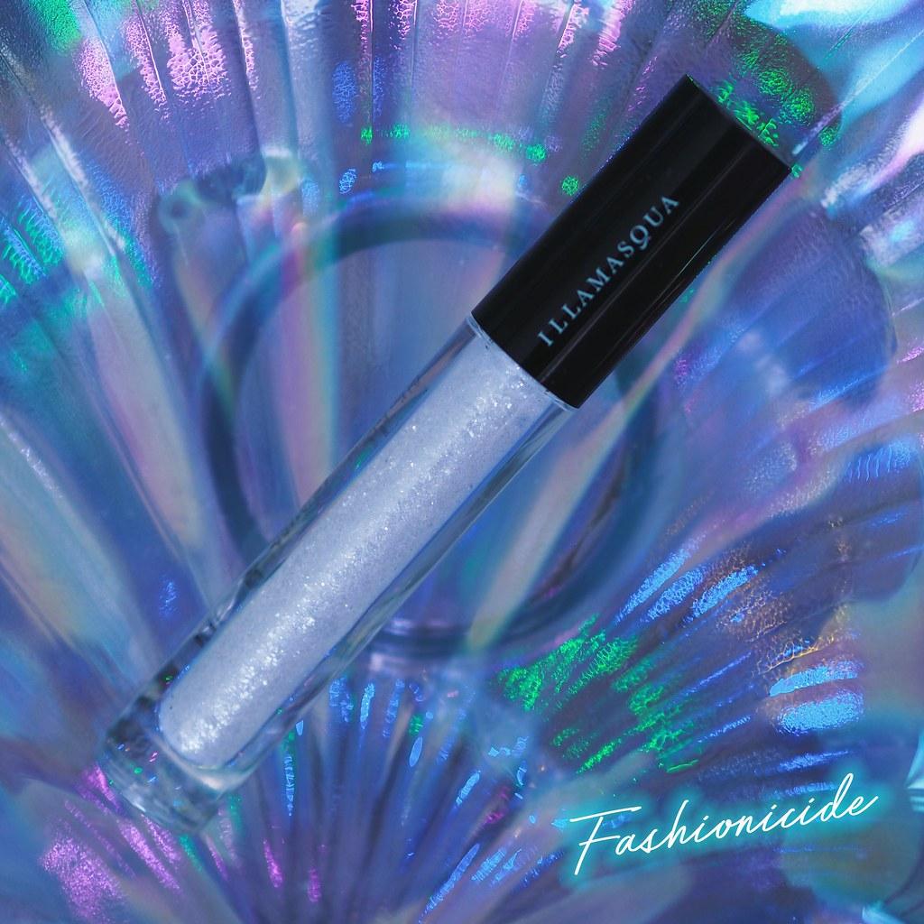 illamasqua embellished broken eye silver review