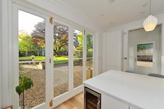 Kitchen Timber Bi-Fold Door