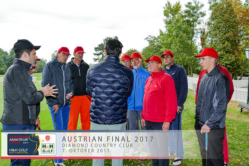 Austrian Final 2017 - Training Session