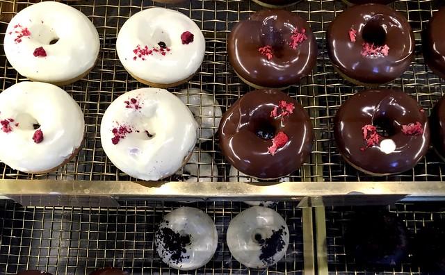 NoDo GF Donuts. HEAVEN.