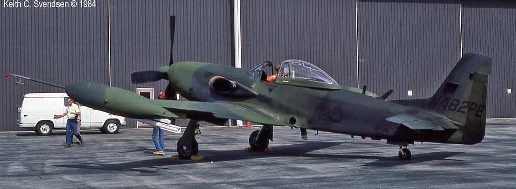 PA-48 N482PE KLAL 19840124 26cr