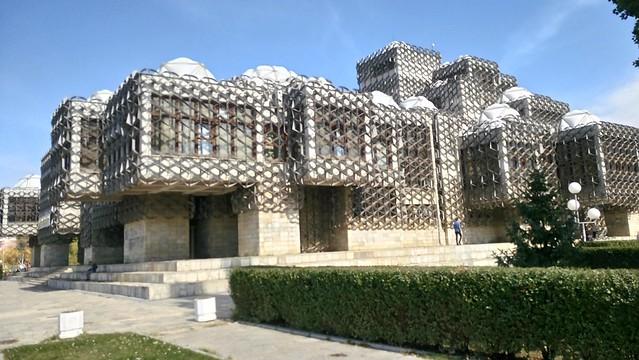 Pristina Biblioteca