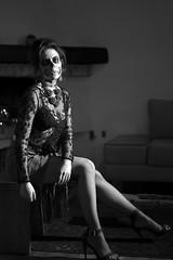 Catrina  Modelo: Berenice Solis Make Up Artist Israel Lealtad