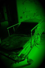 Ye Olde Hospital Bed