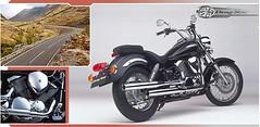 Yamaha 125 DRAGSTAR 2000 - 1