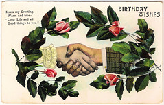 Greetings Card - Birthday Wishes